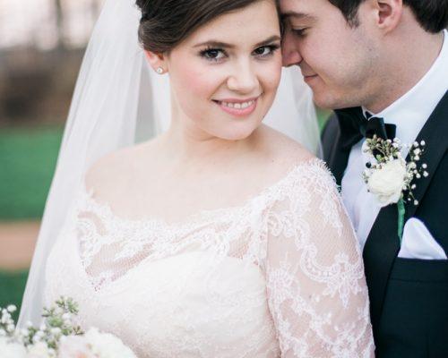Megan & Evan